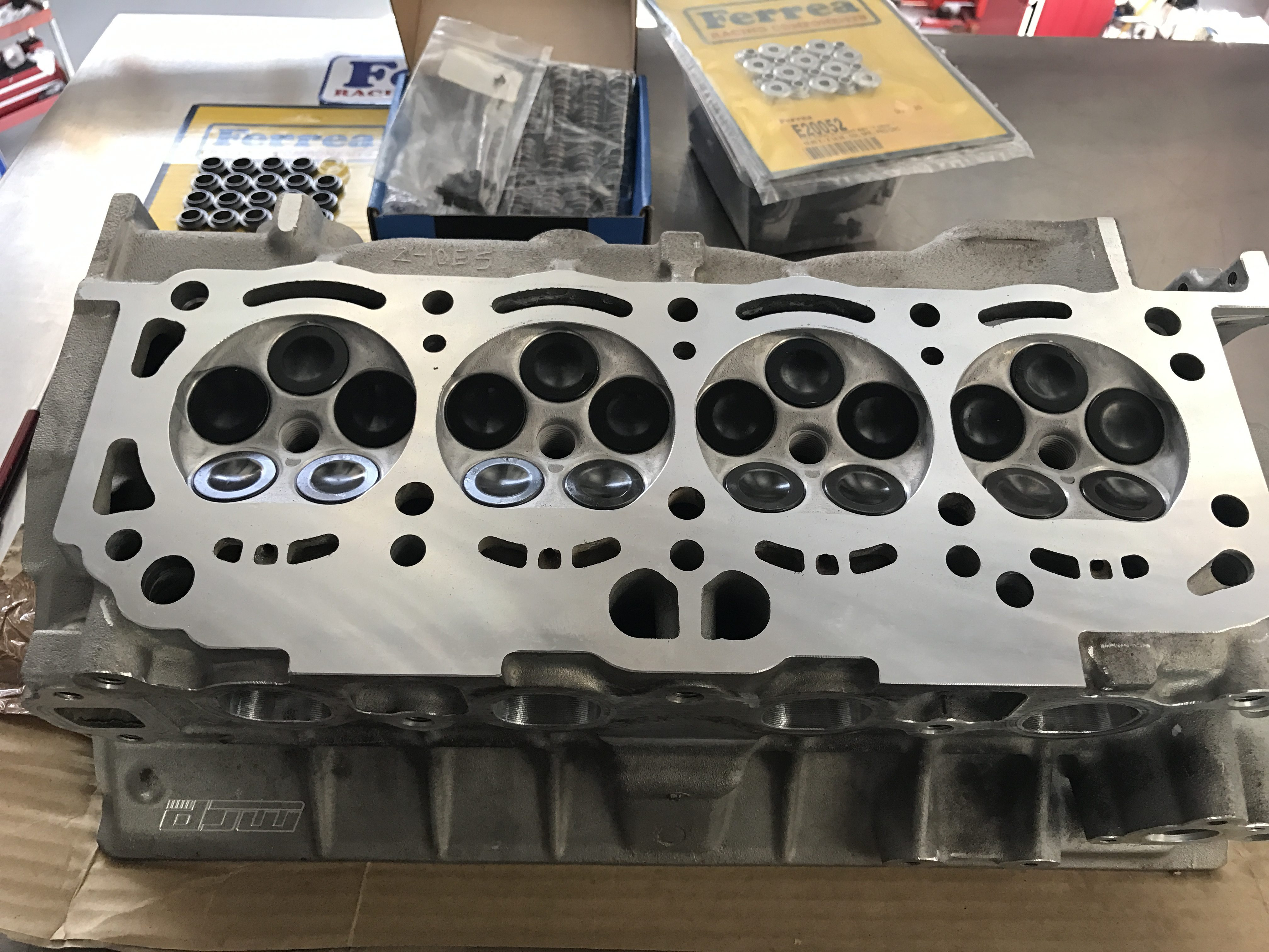 4age 20v Cnc Head Manon Racing Products