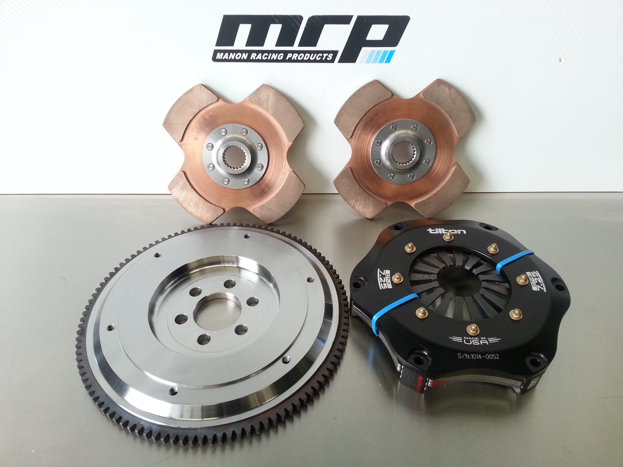 713d8650cf RB20/25/26/30 Twinplate Clutch Kit – Manon Racing Products