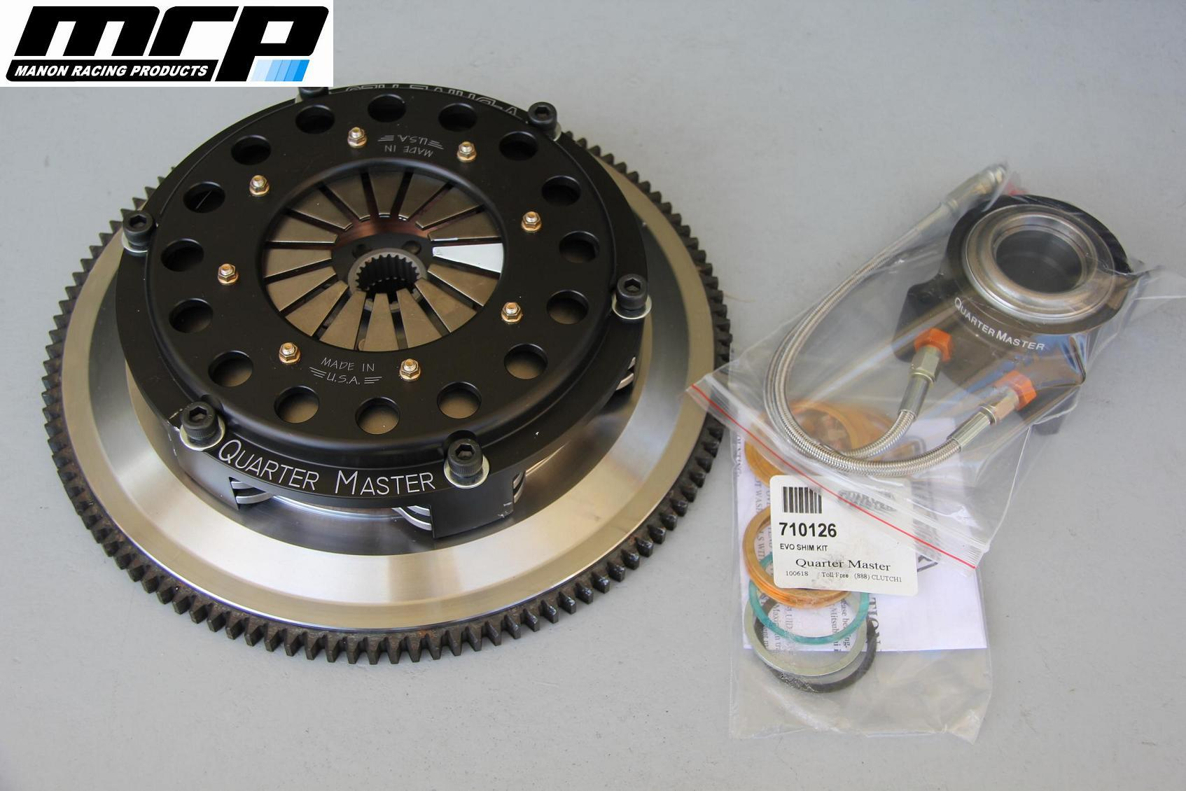 1e196f6042 Mitsubishi Evo 4-9 Twinplate Clutch Kit – Manon Racing Products